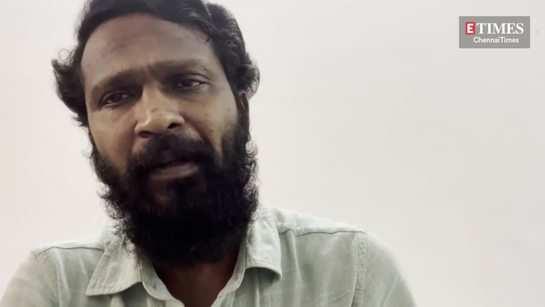 Vetrimaaran talks about Nitish Veera in an emotional video