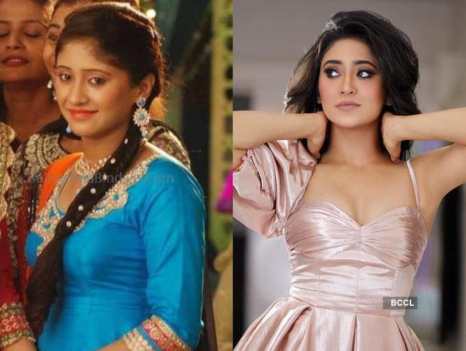 Shivangi Joshi Amazing Style Transformation