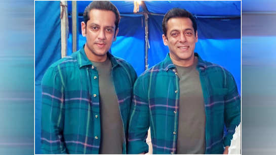 Meet Salman Khan's lookalike Parvez Kazi; who works as the actor's body double in all his films