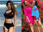Instagrammer of the week: Nikki Tamboli to Divyanka Tripathi; Khatron Ke Khiladi 11 contestants paint Cape Town red in colourful and stylish outfits