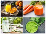 Try these fresh juices for a glowing skin