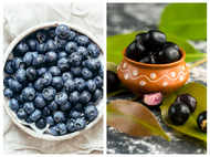 Blueberries v/s Kala Jamun: Which one is healthier