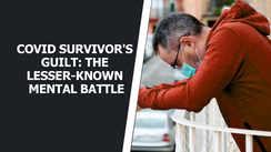 COVID survivor's guilt: The lesser-known mental battle