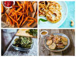 Easy and healthy fries recipes