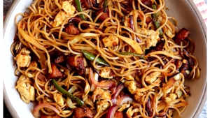 Watch: How to make Soya & Egg Noodles