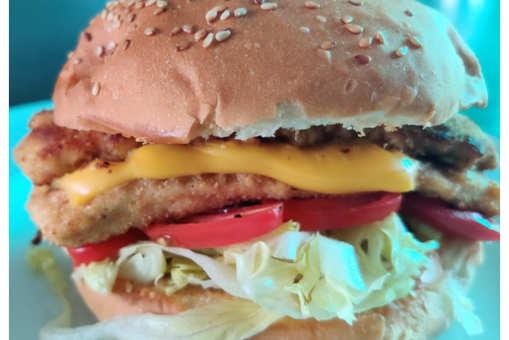 Healthy Chicken burger