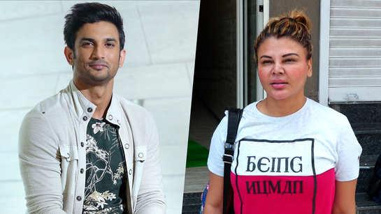 Bigg Boss fame Rakhi Sawant remembers Sushant Singh Rajput; says he had called her his 'crush'