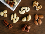 Keep nuts and dry fruits handy