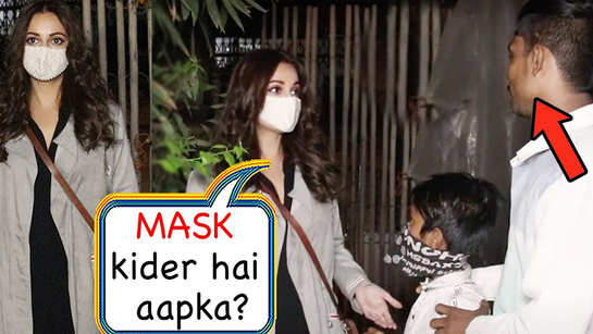 Dia Mirza raises concern over people flouting COVID-19 norms, not wearing masks