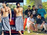 Instagrammers of the week: Varun Sood-Vishal's towel pics take the Internet by storm; stylish pics of the Khatron Ke Khiladi 11 men