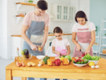 Involve them in household chores