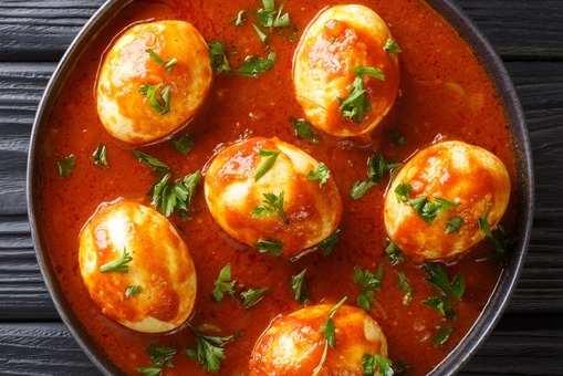 Egg Makhani