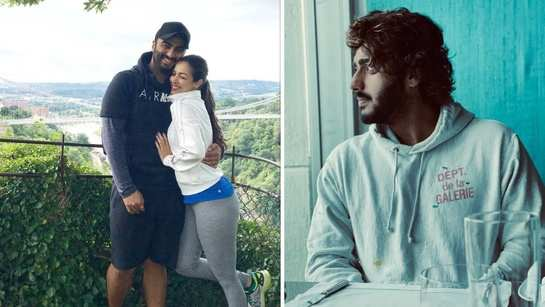 Arjun Kapoor recalls how he felt 'deflated, tired & confused' last year, thanks Malaika Arora for standing by his side