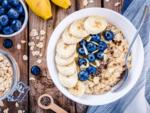 Secret Breakfast ingredients: Oatmeal & Chia Seeds.