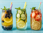 Plain water sounds boring? Try Infused Water.