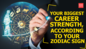 Your biggest career strength, according to your zodiac sign