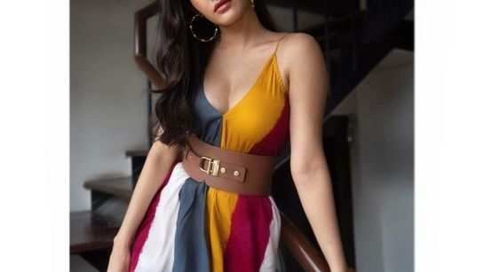 Amyra Dastur on using cuss words on the sets of her south films