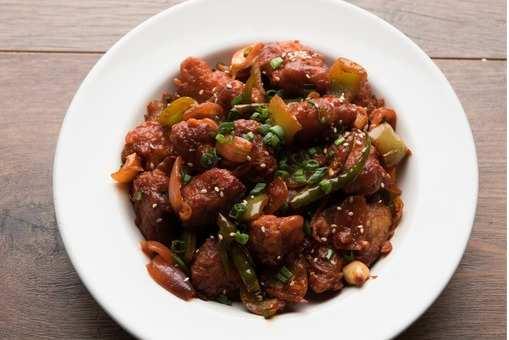 Schezwan Chili Chicken
