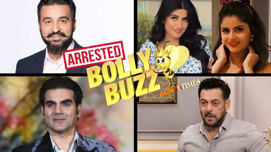 Bolly Buzz: Salman Khan debunks rumours of having secret wife; Latest updates on Raj Kundra's arrest