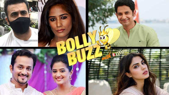 Bolly Buzz: Raj Kundra's whatsapp chats go viral; Rhea Chakraborty to work in international films