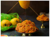 This Mango Jalebi of Lucknow is all things delicious and royal!