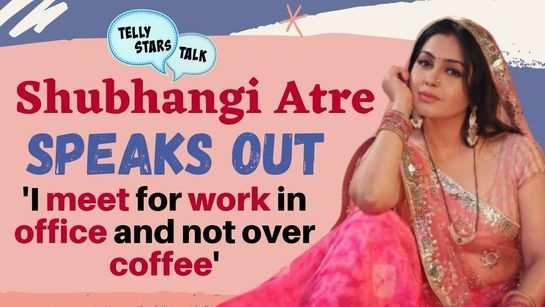 Shubhangi Atre On Intimate Scenes, Bikini, Fake Social Media Followers & More