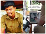 This Chennai auto driver has a mini-fridge and free WiFi for his passengers
