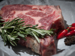 Amino acids abound in grass-fed red meats like lamb