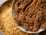 Different types of brown sugar