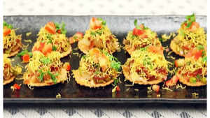 Watch: How to make Baked Sev Puri