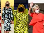 70 year-old Jill Biden rocked elegantly chic looks at the Tokyo Olympics 2021