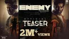 Enemy - Official Tamil Teaser