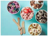 Abu Dhabi displays 1,001 ice cream flavours, breaks world record