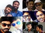 Dhanush and his fab five collaborators