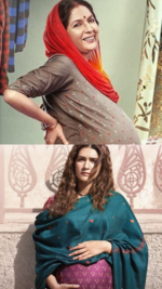 Bollywood actresses who have played pregnant women on screen