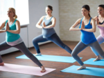 What are the benefits of exercising during pregnancy?