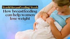 World Breastfeeding Week: How breastfeeding can help women lose weight