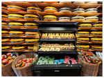 Amsterdam Cheese Museum, Amsterdam, Netherlands