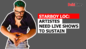 STARBOY LOC: Artistes need live shows to sustain