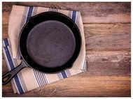 Detailed guide on how to use and season iron tawa and kadhai