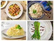 Give your side dishes a punch of taste and health