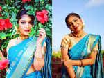 Proud Madurai girl