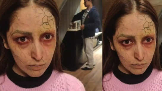 Yami Gautam took three hours to get into 'possessed' look for 'Bhoot Police'