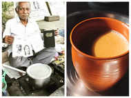This Delhi chaiwala is an author of 25 books!