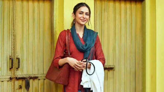 Rakul Preet Singh opens up about her role in Ayushamnn Khurrana co-starrer Doctor G