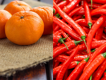 GI Tag: Hathei chilli and Tamenglong orange are the latest additions