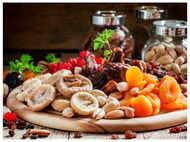 How much dry fruits can a Diabetic eat?