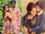 Lovey-dovey pics of Neel Bhattacharya and Trina