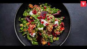 Watch: How to make Orange Quinoa Salad