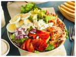 What is a Cobb salad?